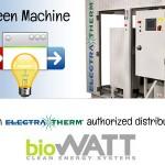 Green Machine: BioWATT ed Electratherm insieme per un'efficienza migliore