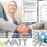 BioWATT per il Finanziamento dell'Impianto da Terzi