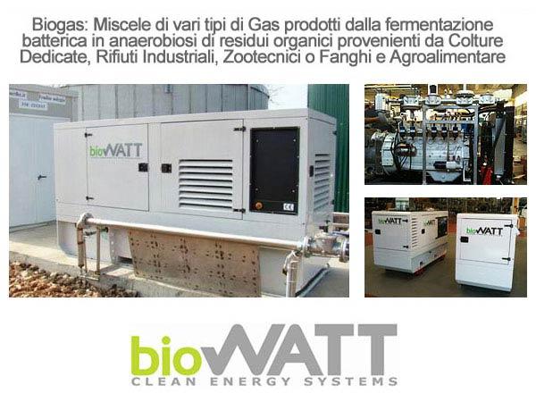 Biogas: Guida agli Impianti BioWATT