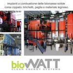 Biomassa Solida e Materiale Legnoso: Guida Impianti a Syngas BioWATT