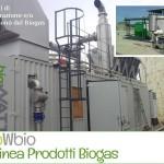 Cogenerazione a Biogas – Prodotti BioWATT
