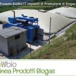 Impianti di Produzione di Biogas – Prodotti BioWATT
