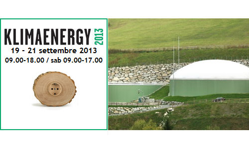 Klimaenergy 2013 – Fiera Internazionale delle Energie Rinnovabili
