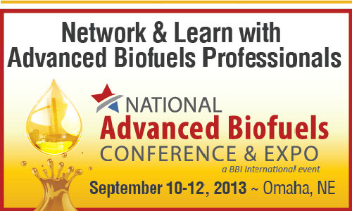 2013 Advanced Biofuels Conference and Expo – Omaha USA
