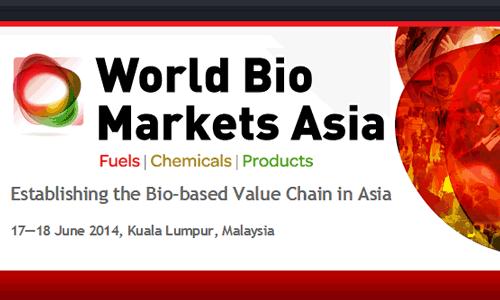 The First World Bio Markets Asia – Malaysia WBM 2014