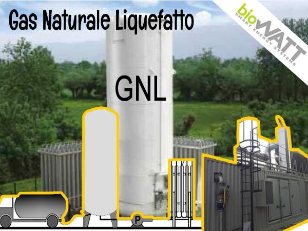 Gas Naturale Liquefatto: GNL un'opportunita' di Risparmio slegata dagli incentivi del momento