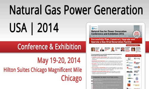 Natural Gas for Power Generation 2014 USA Conference – FC Gas Intelligence
