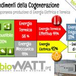 Cogenerazione: Contemporanea Produzione di Energia Elettrica e Termica – CHP