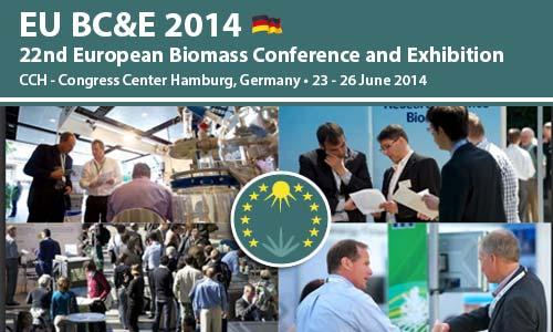 22nd European Biomass Conference and Exhibition – EU BC&E 2014