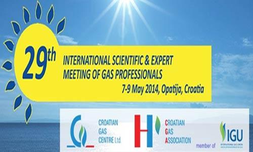 International Scientific & Expert Meeting of Gas Professionals 2014