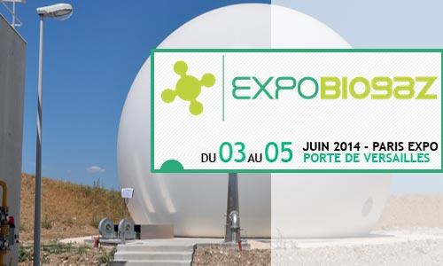 ExpoBiogaz 2014 – Le Salon de toute la filière biogaz