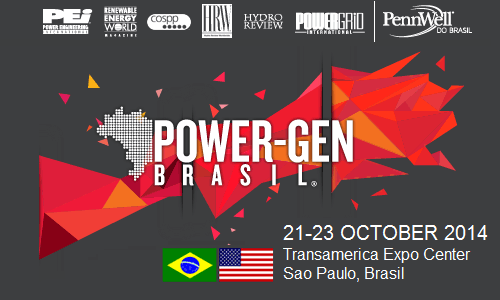 POWER-GEN Brasil 2014 – Power Generartion Conference And Exhibition