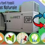 Gas Naturale: I vantaggi ottenuti in abbinamento alla Cogenerazione