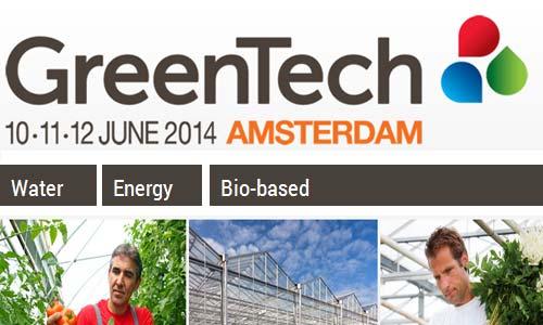 GreenTech 2014 – Amsterdam