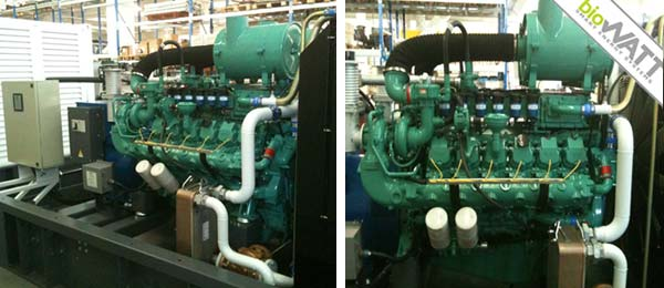 Immagini Motore a Gas