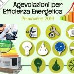 Agevolazioni per Efficienza Energetica – Primavera 2014