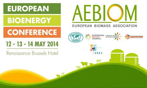 5th AEBIOM European Bioenergy Conference 2014