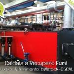 Pronta Consegna: Caldaia a Recupero Fumi – Scambiatore per Motore Diesel