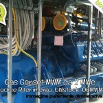 Pronta Consegna: Gas Genset MWM da 2 MWe | Rif. bWstock-06MWM