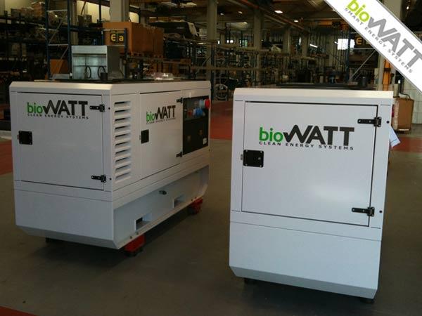 Impianto BioWATT Dubai per distributore mediorentale 26 KVA (PRP)