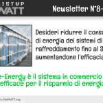 """Blue Energy: una soluzione per """"congelare"""" i costi di raffreddamento"""