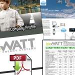 Area Download: Brochure, Cataloghi, Dépliant Presentazione Aziendale