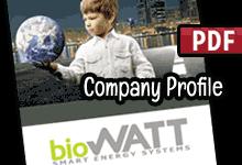 BioWATT Company Profile