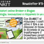 Bolletta elettrica cara? Stima online con BioWATT il Risparmio o il Biogas
