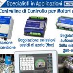 Specialisti in Applicazioni Motortech – Centraline di Controllo per Motori a Gas